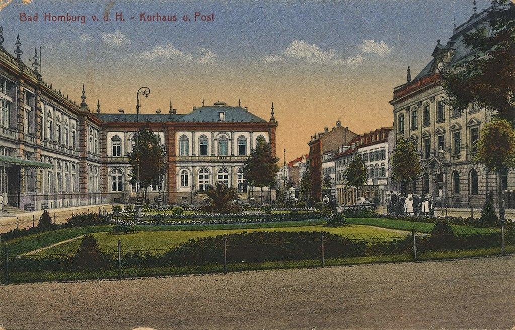 Kurhaus Bad Homburg