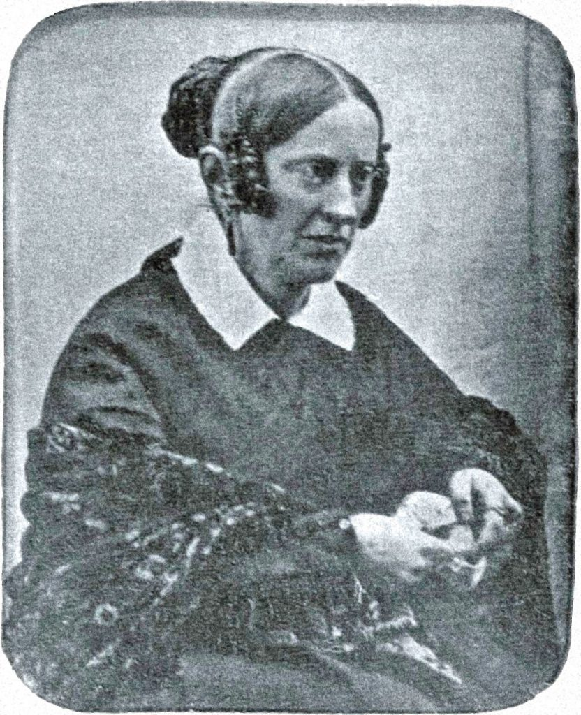 Annette von Droste-Hülshoff war eine enge Freundin von Elise von Hohenhausen
