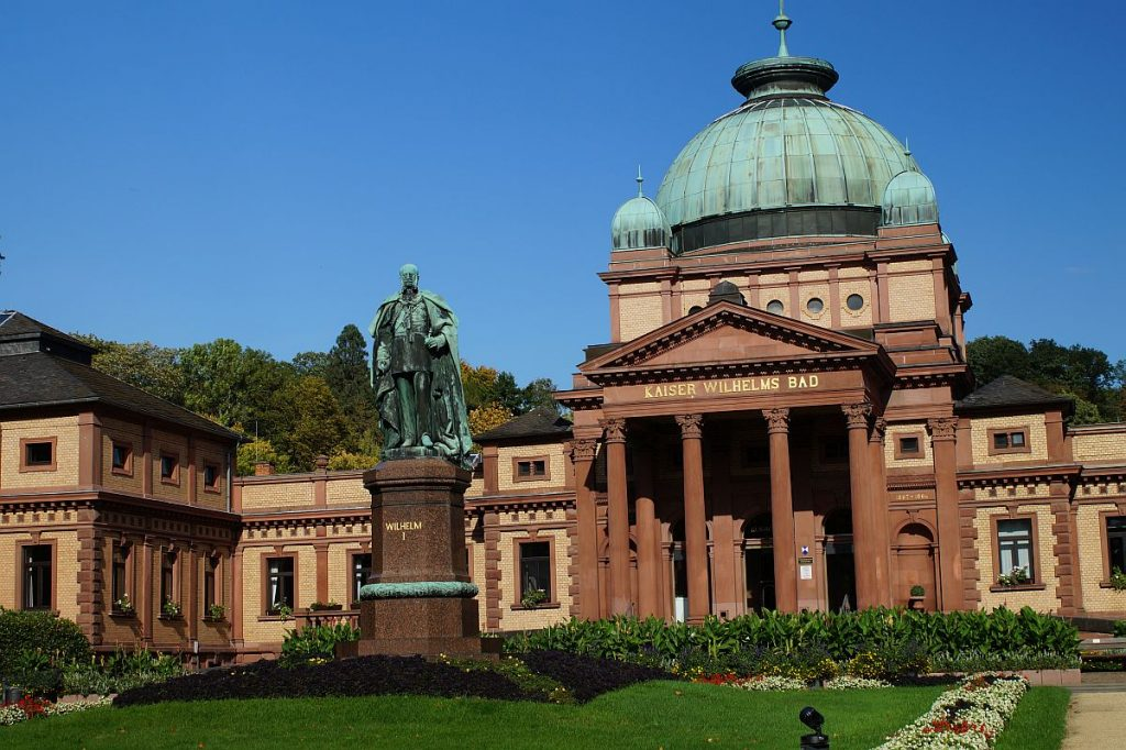 Kaiser-Wilhelm-Bad Bad Homburg
