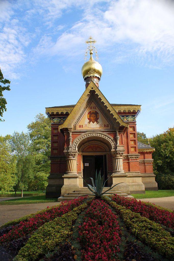 Russische Kirche Bad Homburg