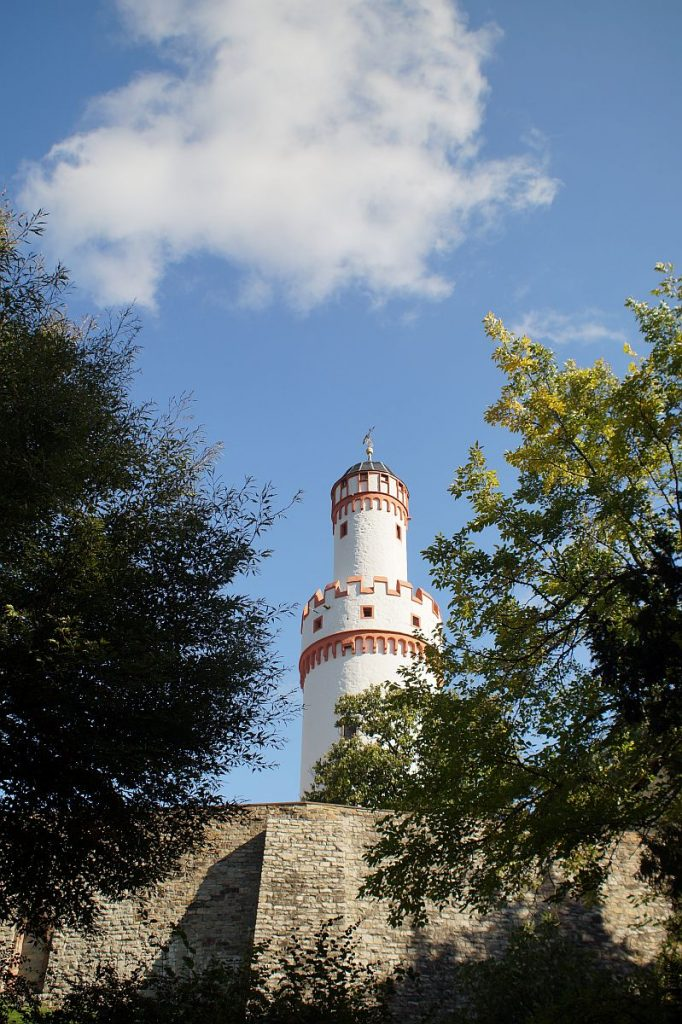 Weißer Turm Bad Homburg