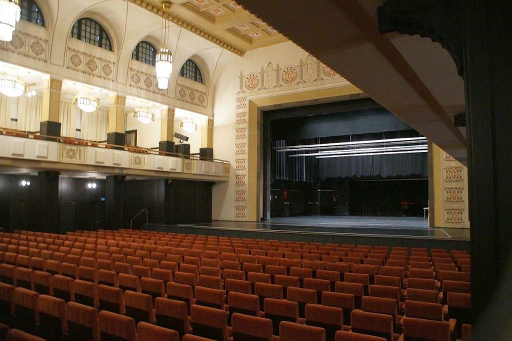 Jugendstiltheater Bad Nauheim