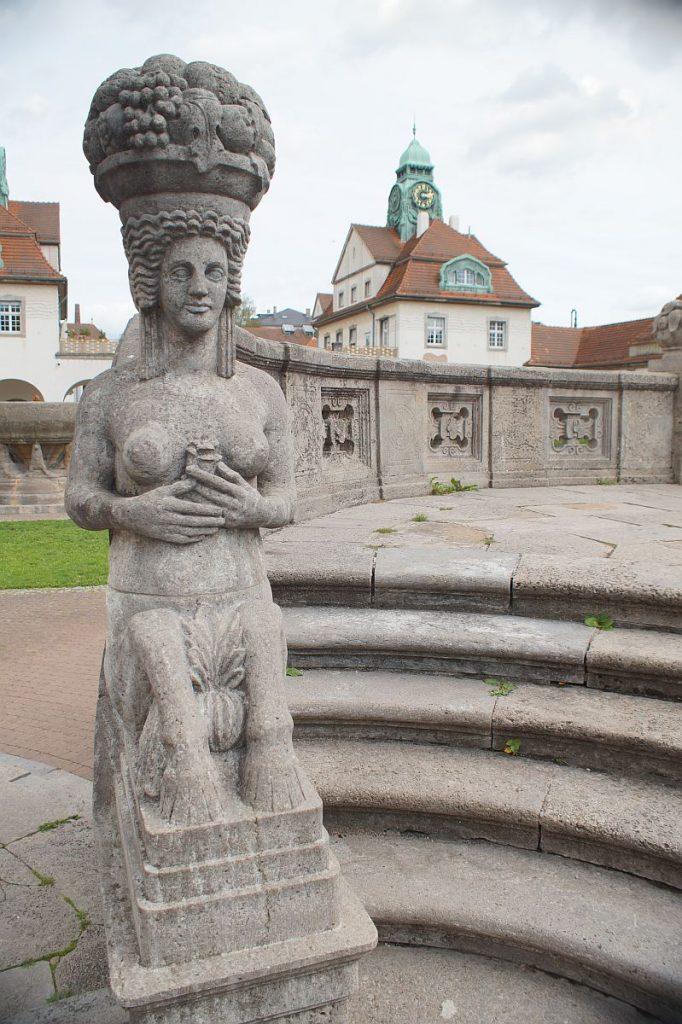 Sprudelhof Bad Nauheim - Jugendstil