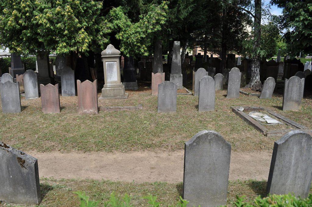 Jüdischer Friedhof Bad Homburg
