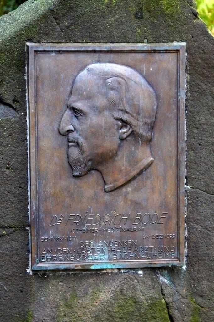 Kurarzt Friedrich Bode Bad Nauheim