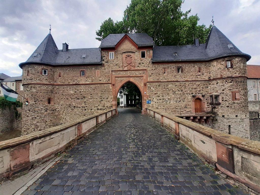 Burg Friedberg Hessen