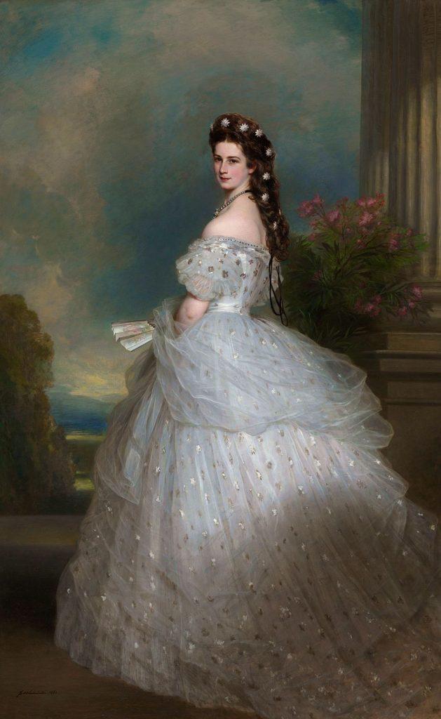 Kaiserin Elisabeth von Österreich-Ungarn / Sisi / Sissi