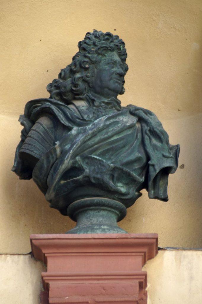 """Landgraf Friedrich II. von Hessen-Homburg """"Prinz von Homburg"""""""