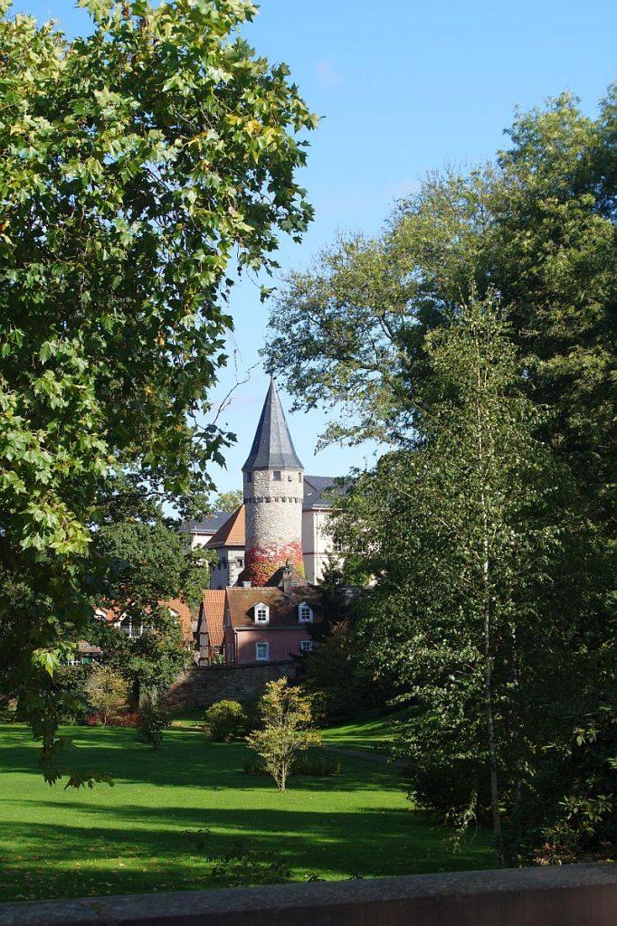 Schlosspark Bad Homburg Altstadt
