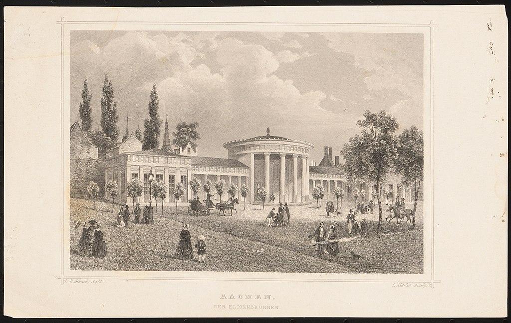 Elisenbrunnen Bad Aachen