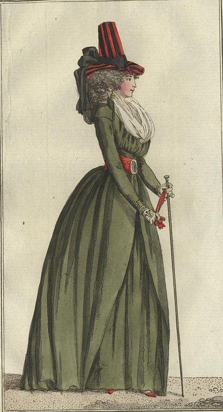 Bad-Uniform Bad Brückenau Zwierlein 1792