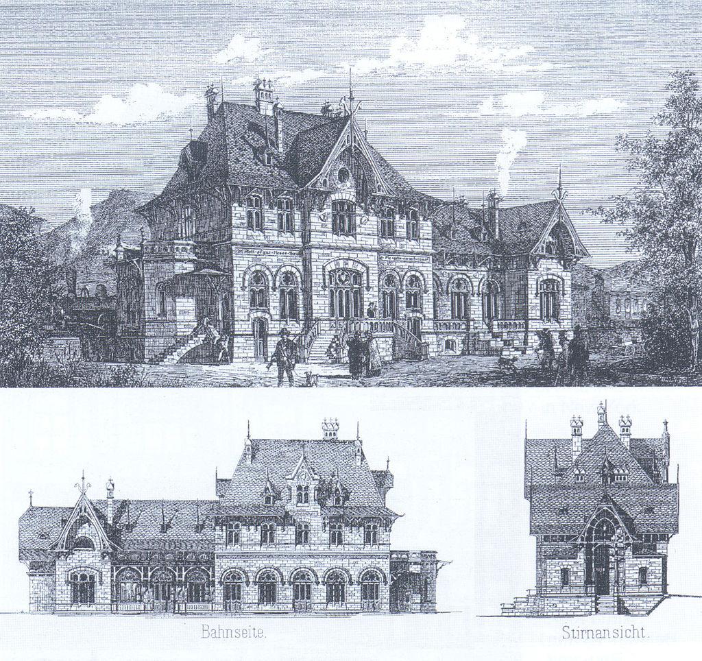 Bahnhof Bad Neuenahr