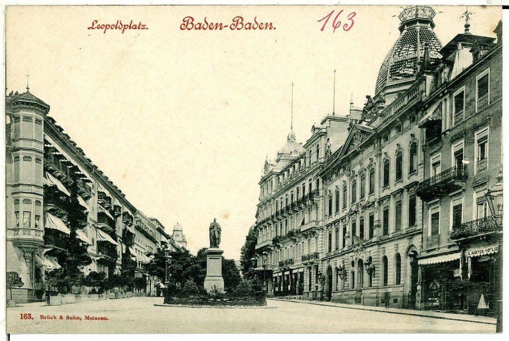 Leopoldplatz Baden-Baden