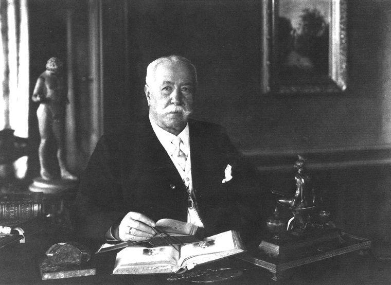 Josef Durm Architekt Baden-Baden