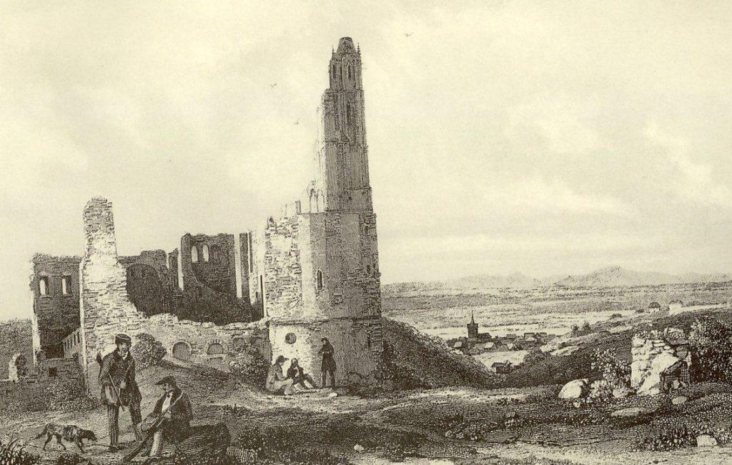 Ruine Abtei Limburg