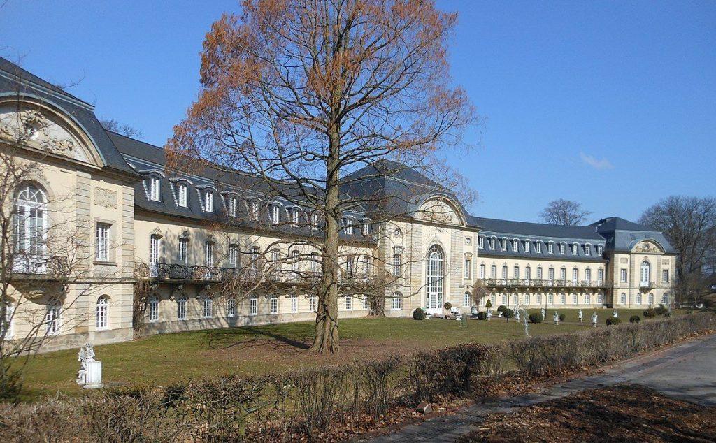 Bad Nenndorf Grandhotel ehem. Schwefelbad