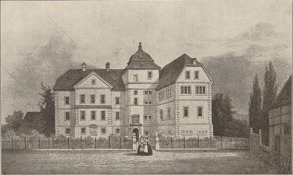 Wasserschloss Heerse - Bad Driburg