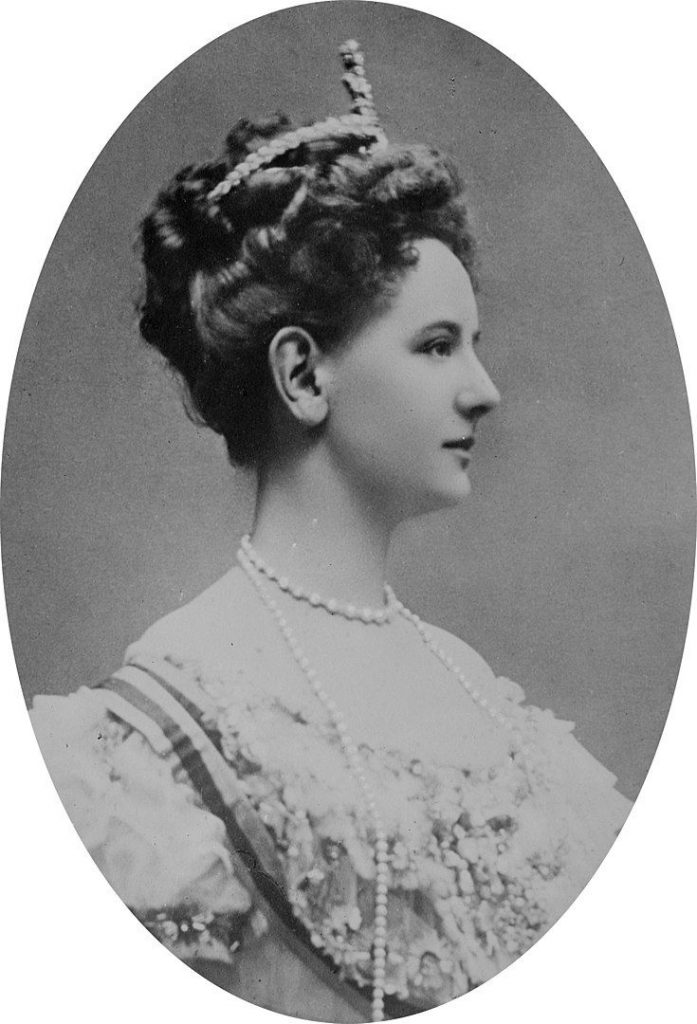 Königin Wilhelmina der Niederlande