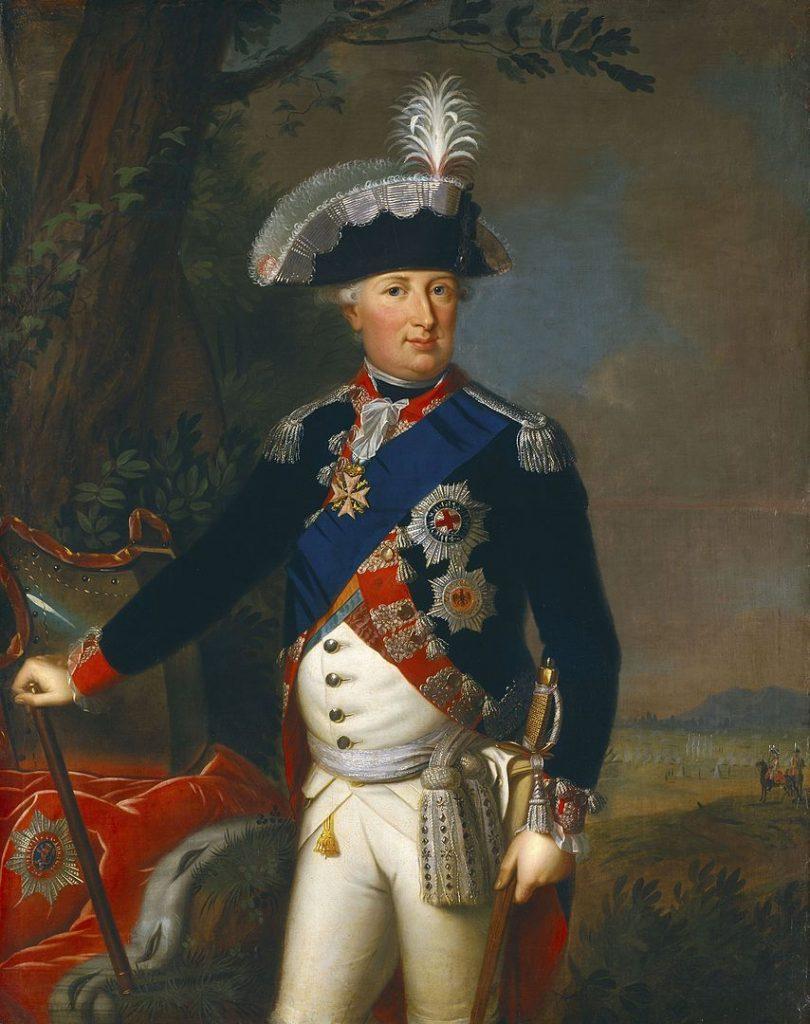 Landgraf Wilhelm I. (IX.) von Hessen-Kassel
