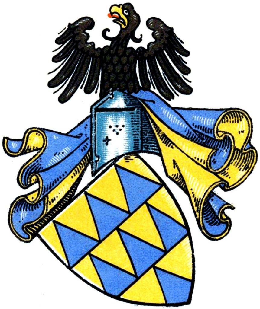 Wappen der Ritter von Driburg