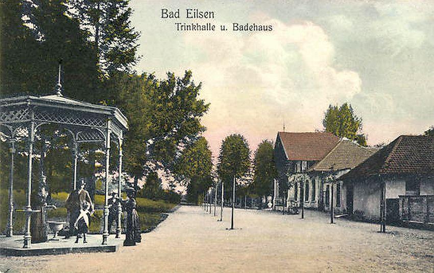 Bad Eilsen Trinkhalle und Badehaus