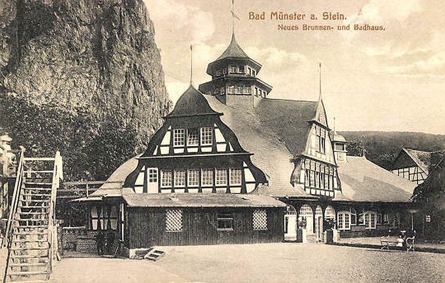 Bad Münster am Stein Badehaus