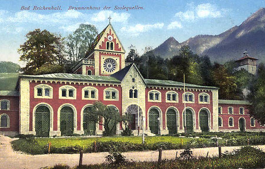 Brunnenhaus Bad Reichenhall