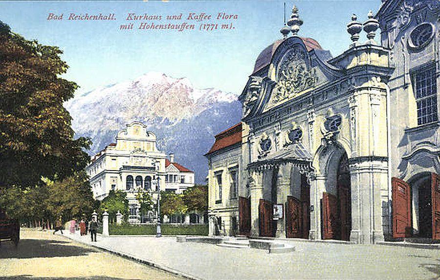 Bad Reichenhall Kurhaus