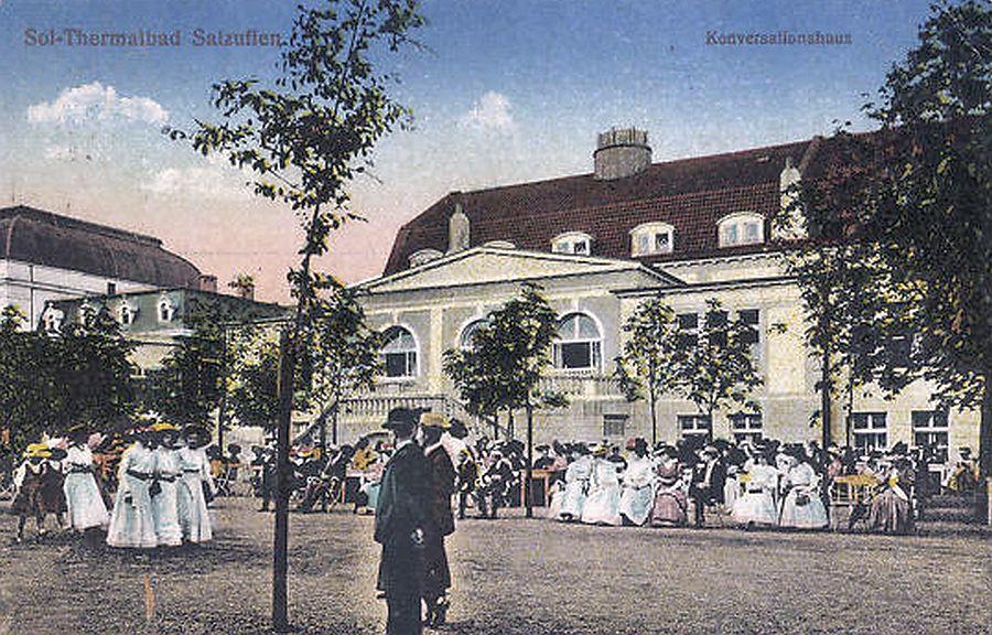 Bad Salzuflen Konversationshaus