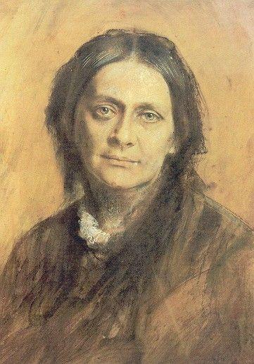 Clara Schumann, geb. Wieck