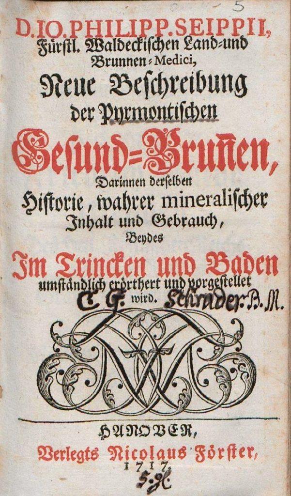Johann Philipp Seip (1686-1757)
