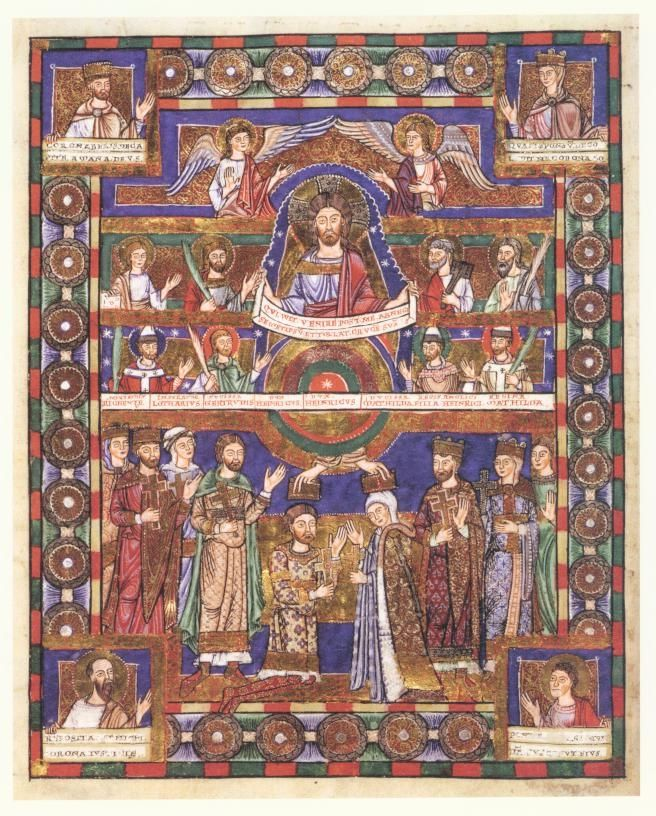 Evangeliar Heinrichs des Löwen