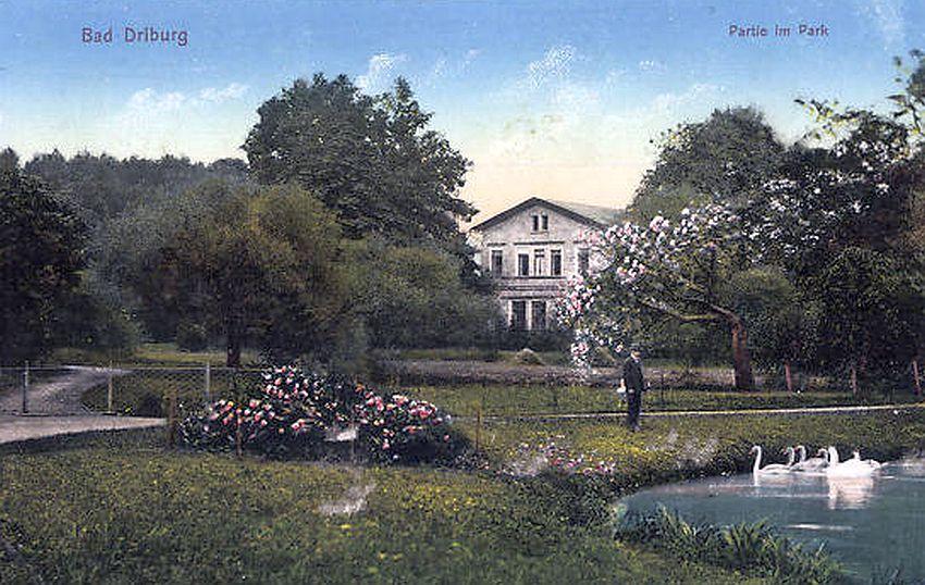 Kurpark von Bad Driburg