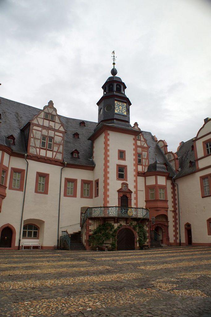 Schloss Weilburg Innenhof
