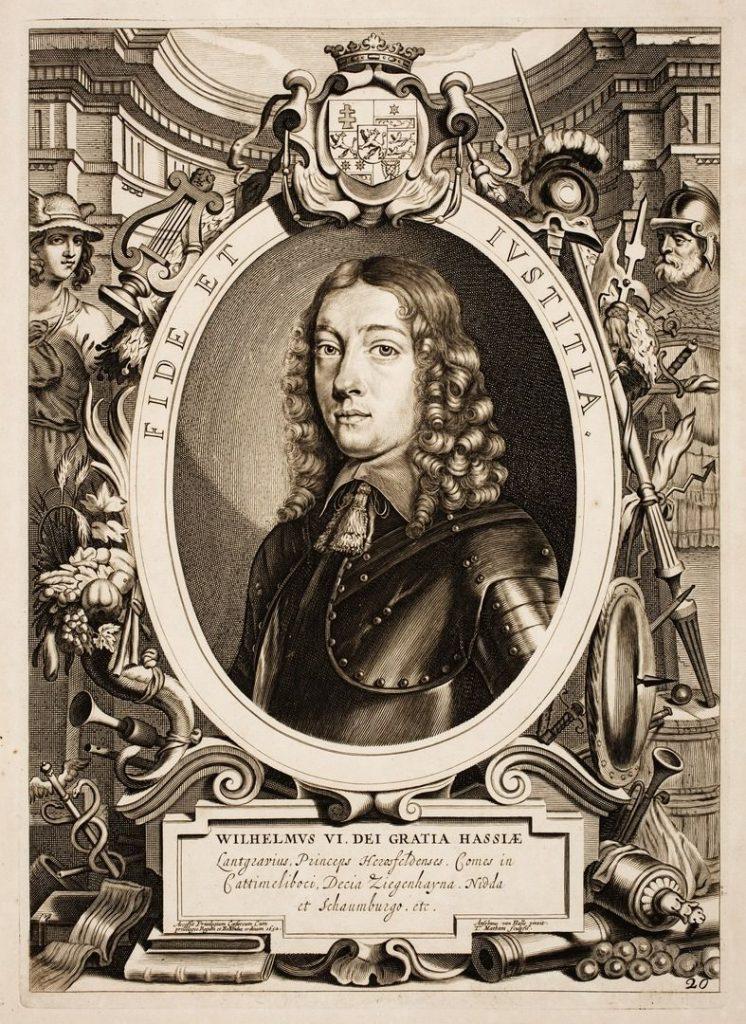 Landgraf Wilhelm VI. von Hessen-Kassel