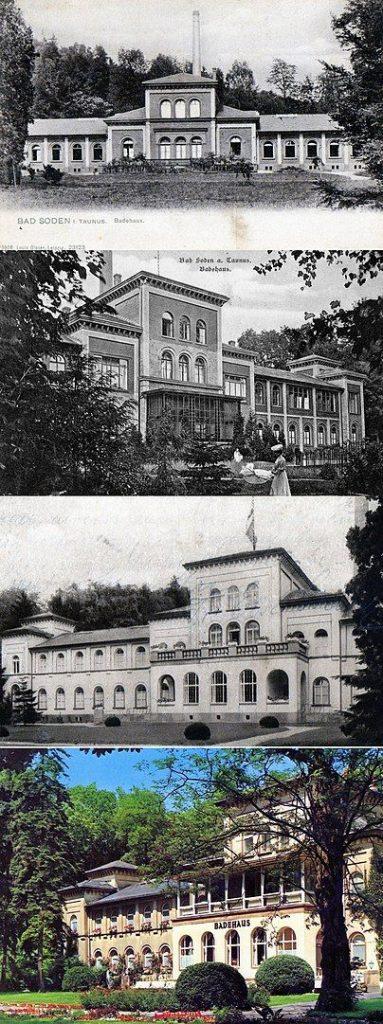 Kurhaus Bad Soden von den Anfängen bis heute