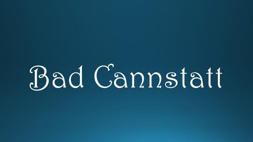 Bad Cannstatt