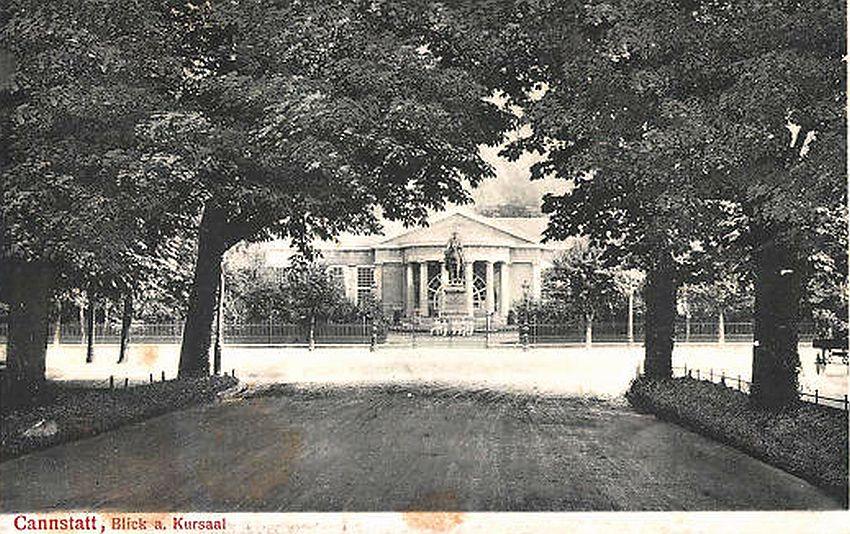 Bad Cannstatt Kursaal 1917