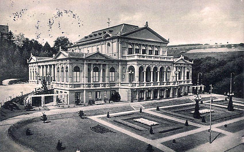 Kurhaus Bad Schwalbach um 1913