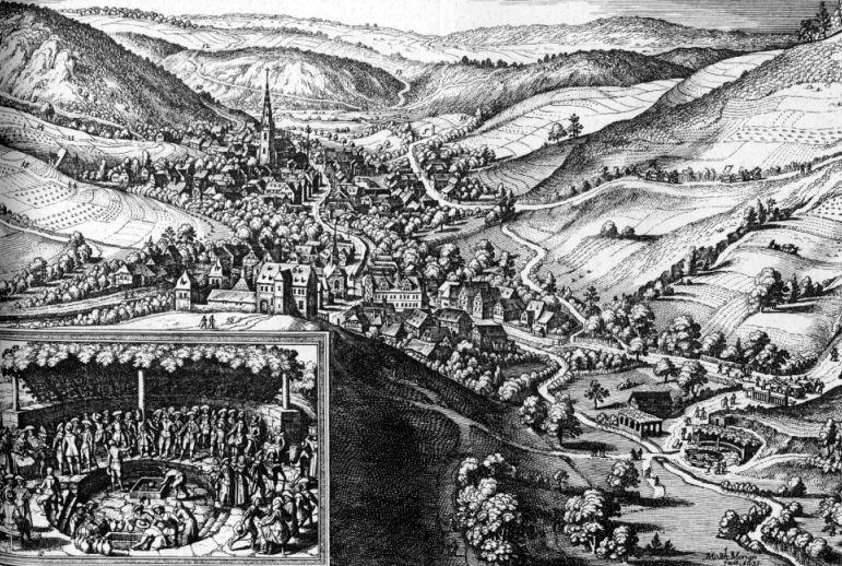 Bad Schwalbach - Merian