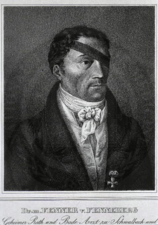 Johann Heinrich Christoph Matthias Fenner von Fenneberg - Badearzt in Bad Schwalbach