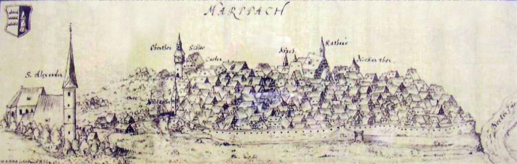Marbach 1664