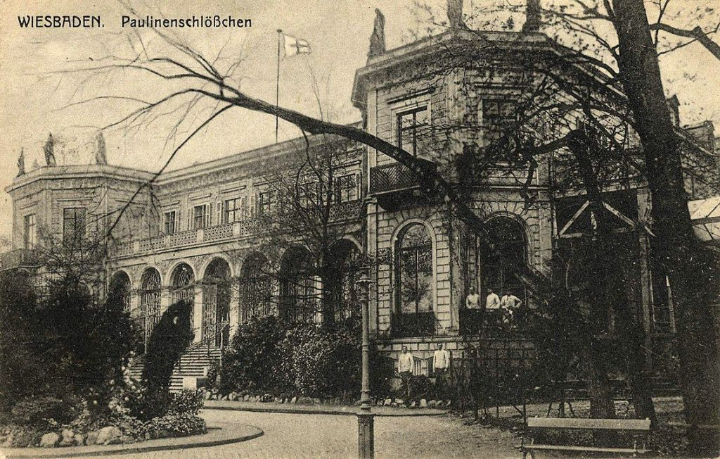 Paulinenschlösschen Wiesbaden