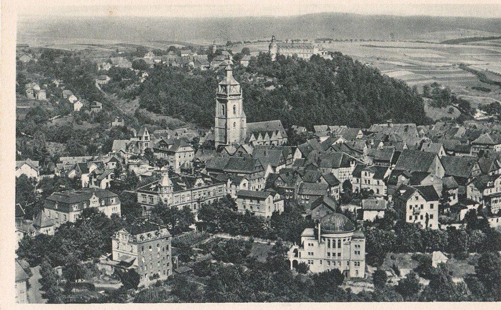 Bad Wildungen 1925