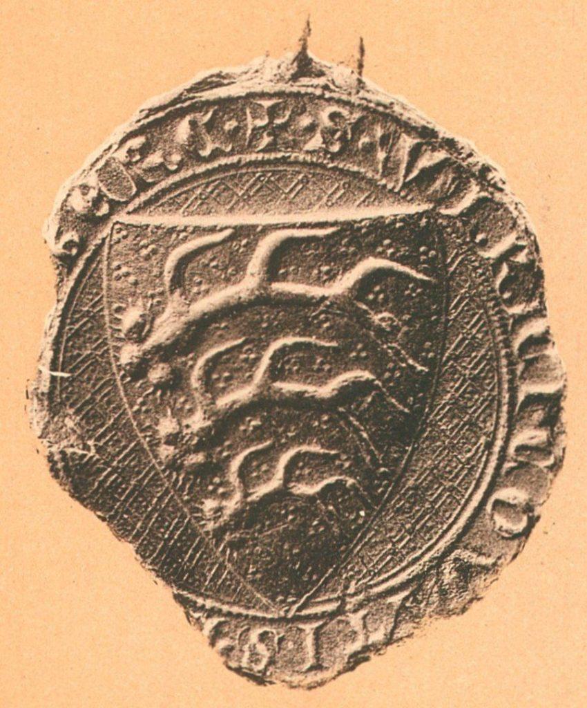 Wappen Grafen von Württemberg