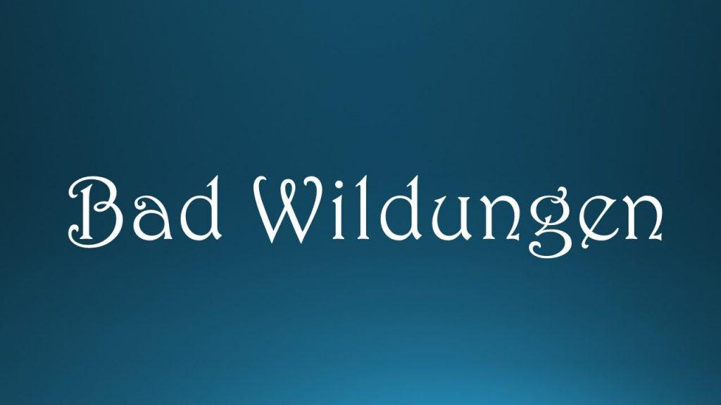 Bad Wildungen