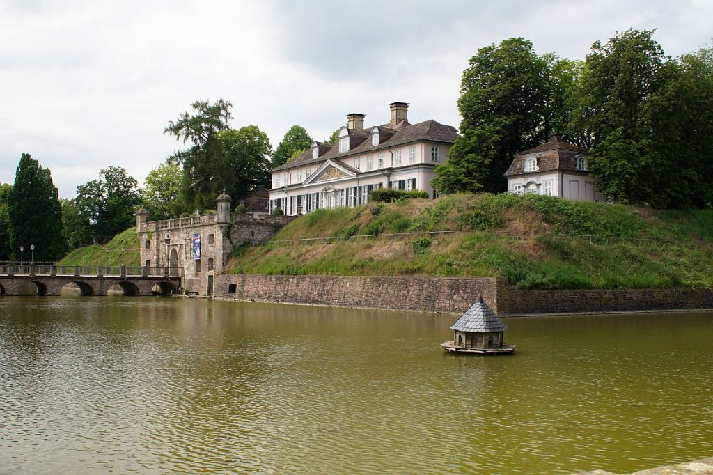 Schloss Pyrmont in Bad Pyrmont